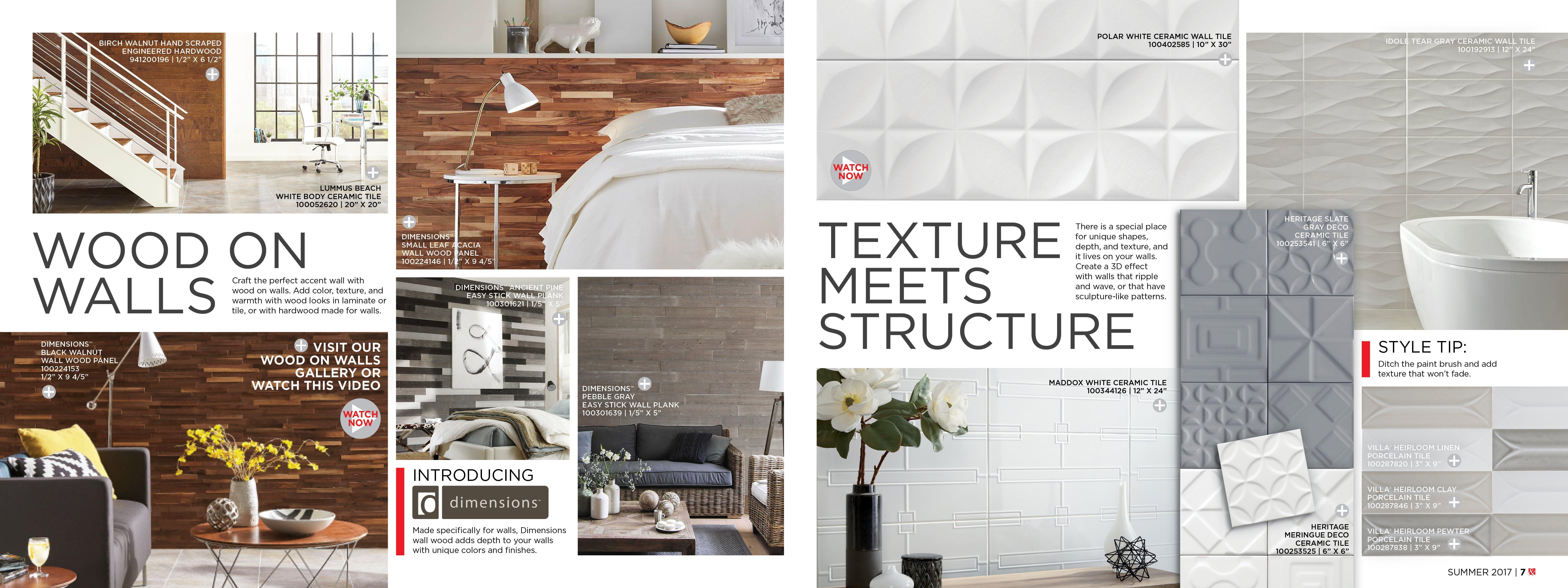 2017 summer catalog floor decor