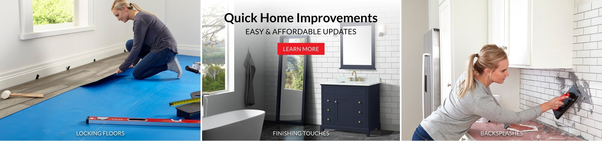 Quick Home Improvements