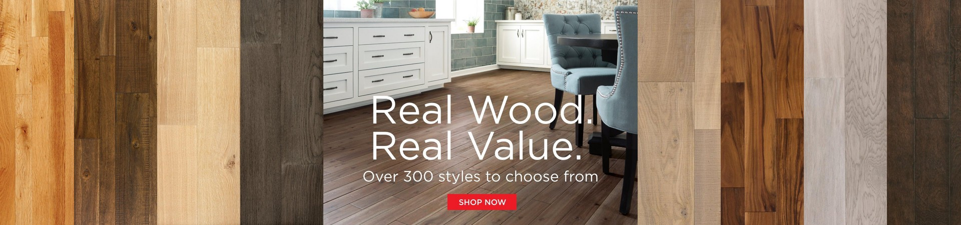 Real Wood Real Value