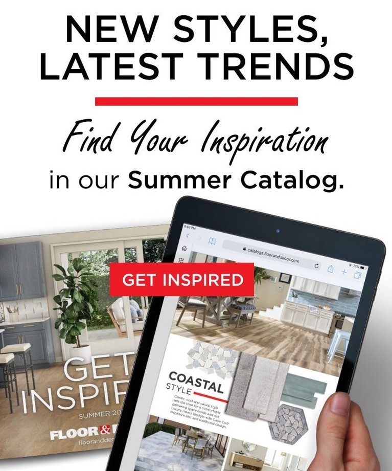 Summer Inspiration Catalog