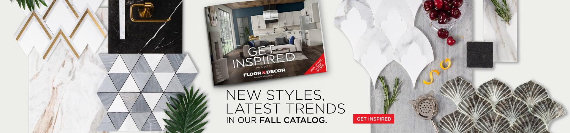 Fall 2020 Inspiration Catalog
