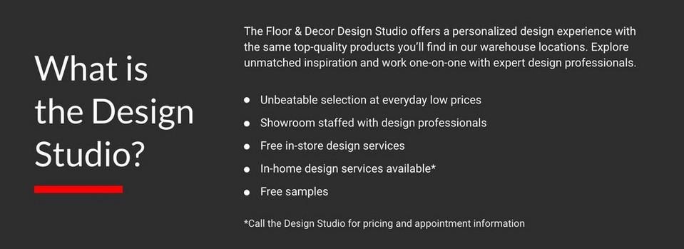 What is the Design Studio?