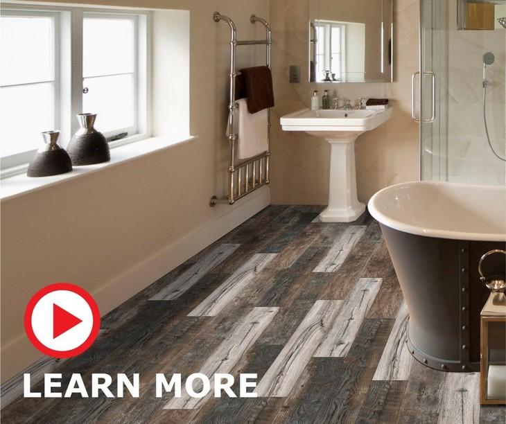 Hydroshield Laminate Floor Decor