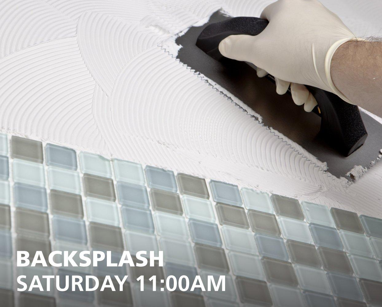 DO IT YOURSELF Backsplash Installation Services