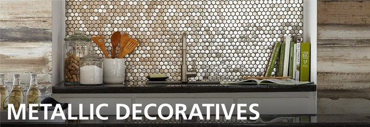 Metallic Decoratives