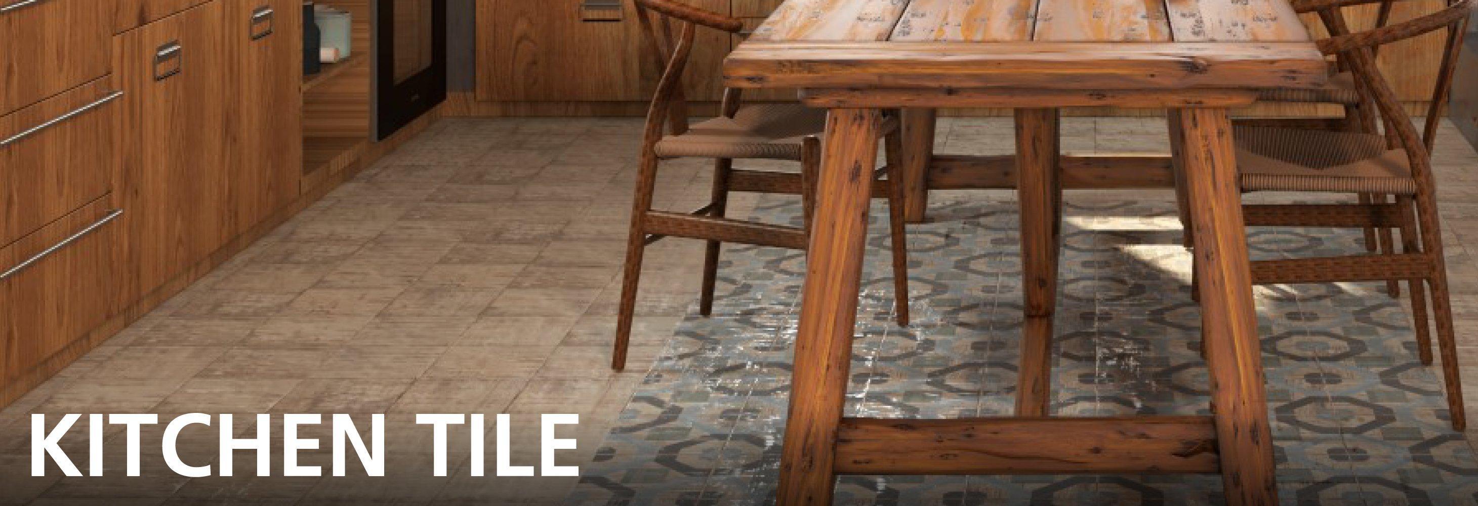 Kitchen Tile Floor Decor