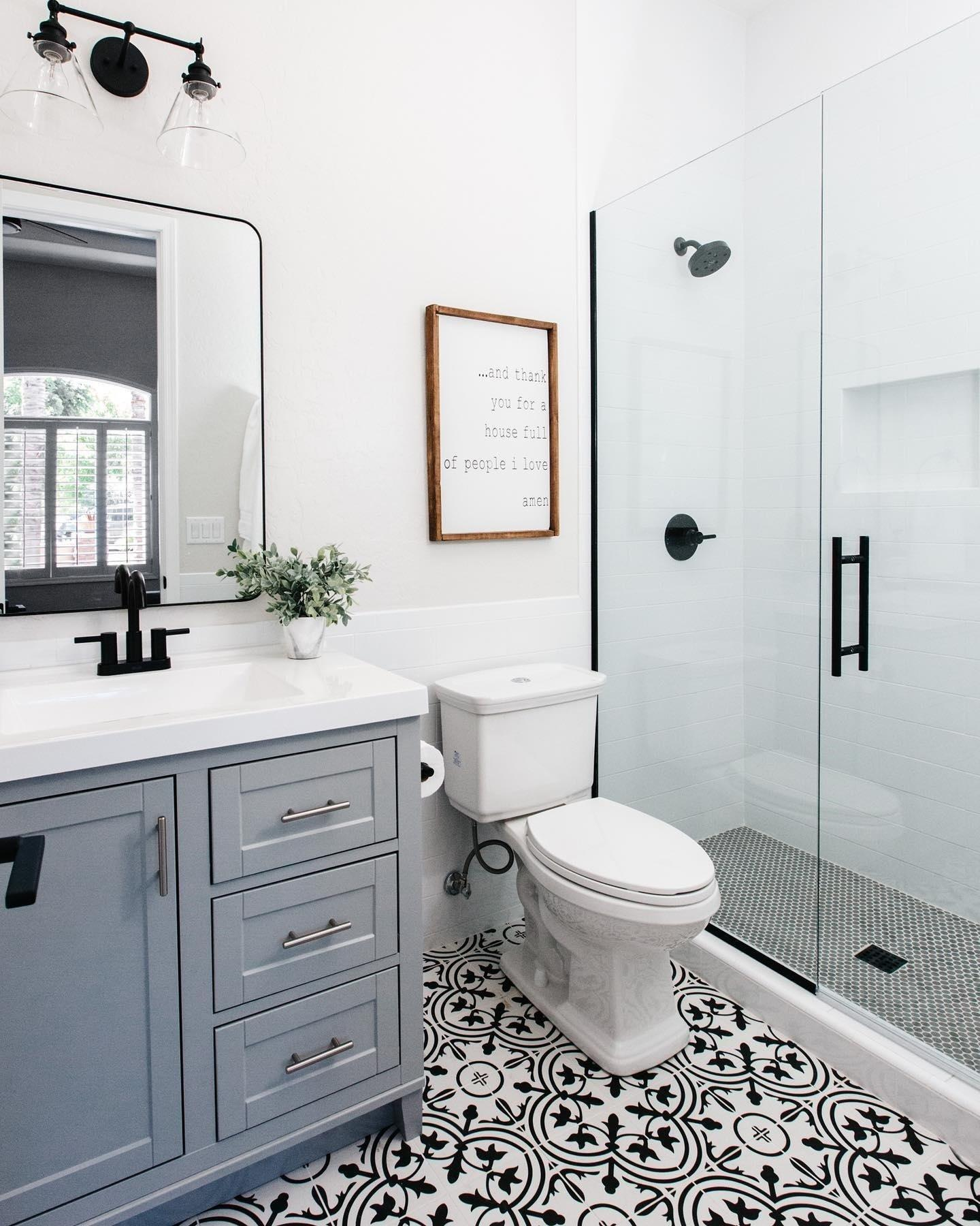 Six Ways To Make Your Small Bathroom Feel Bigger
