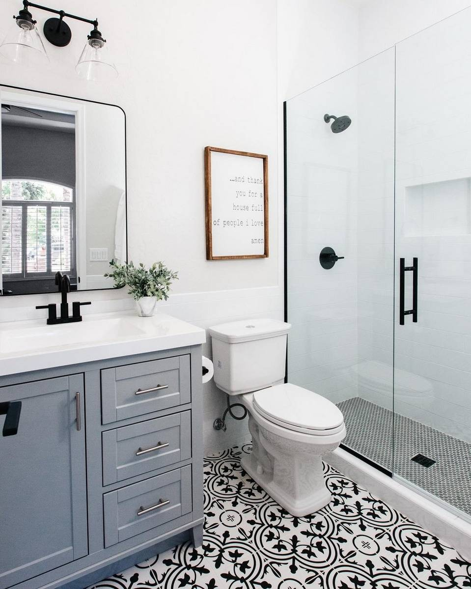 Six Ways To Make Your Small Bathroom Feel Bigger