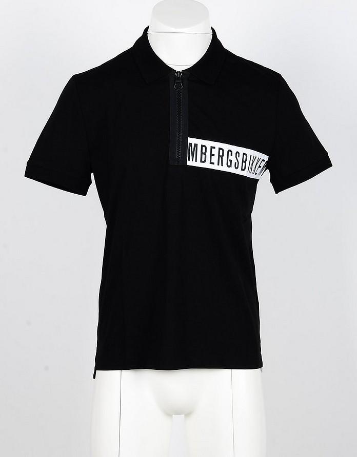 Men's Black Shirt - Bikkembergs