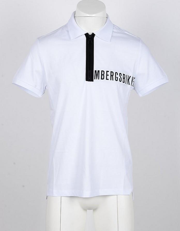 Men's White Shirt - Bikkembergs