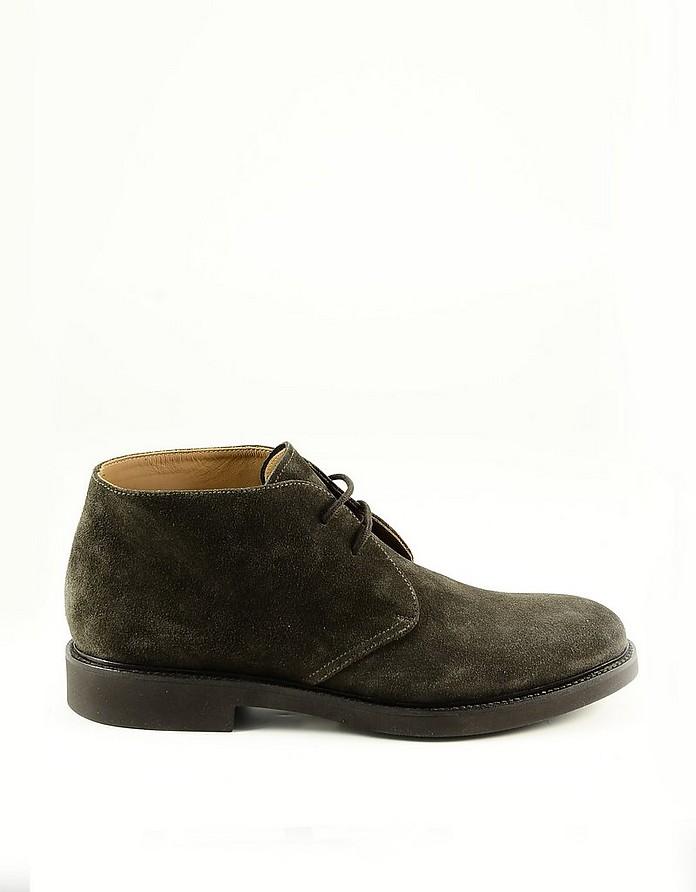 Men's Brown Shoes - Doucal's