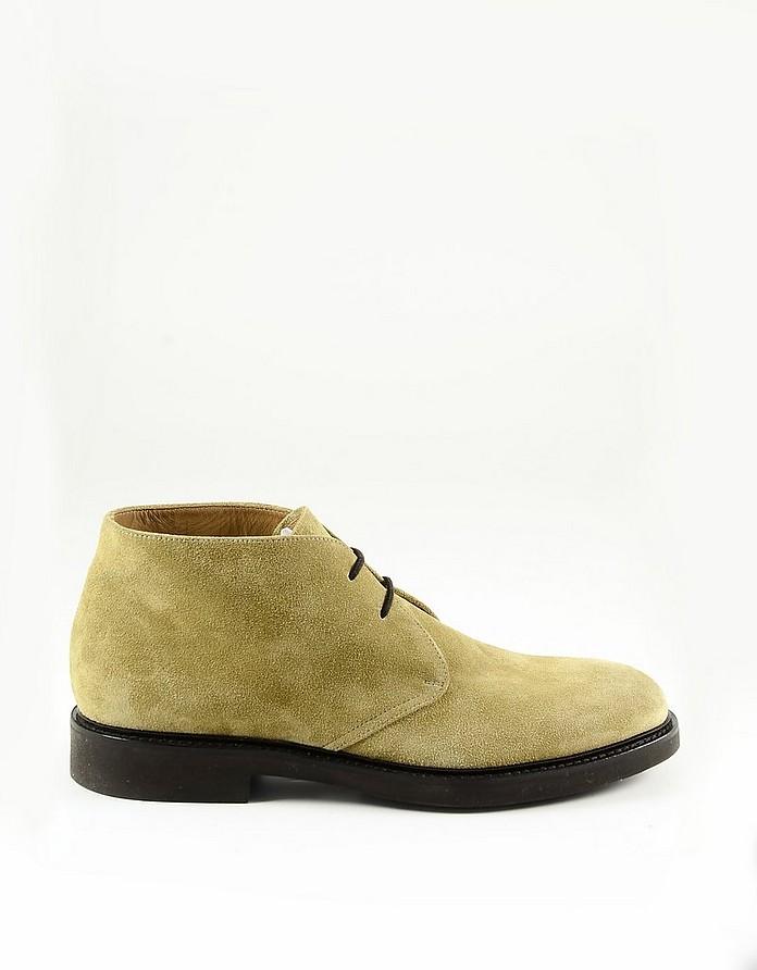Men's Mustard Shoes - Doucal's