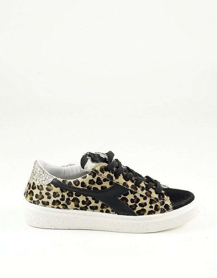 Animal Print Women's Low-Top Sneakers - Diadora