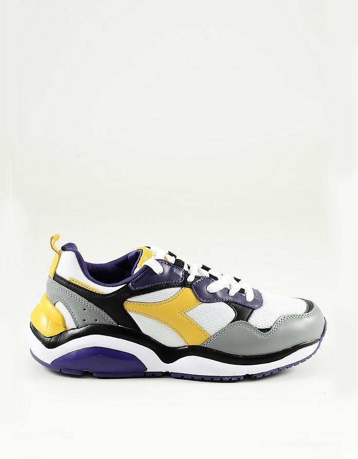 Men's White Shoes - Diadora