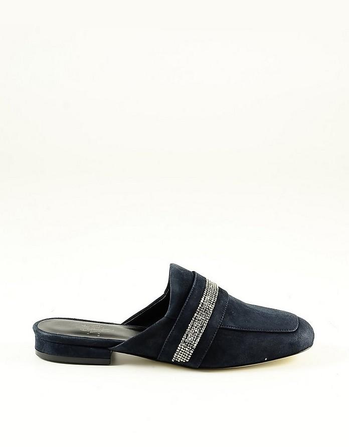 Women's Blue Shoes - Eleventy