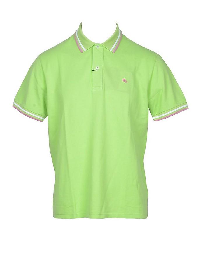Men's Green Shirt - Etro