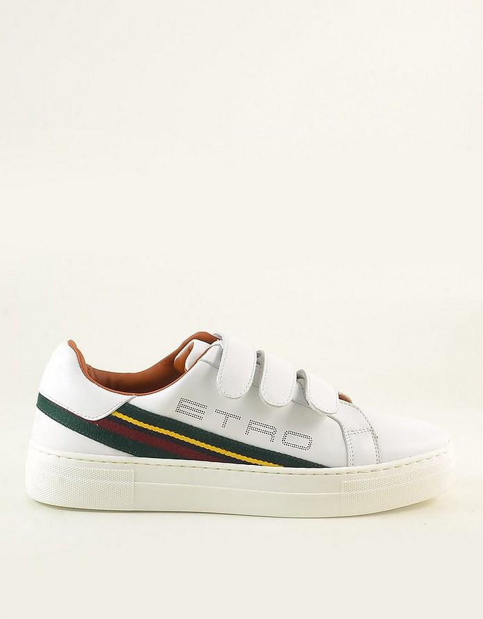 Women's White Sneakers - Etro