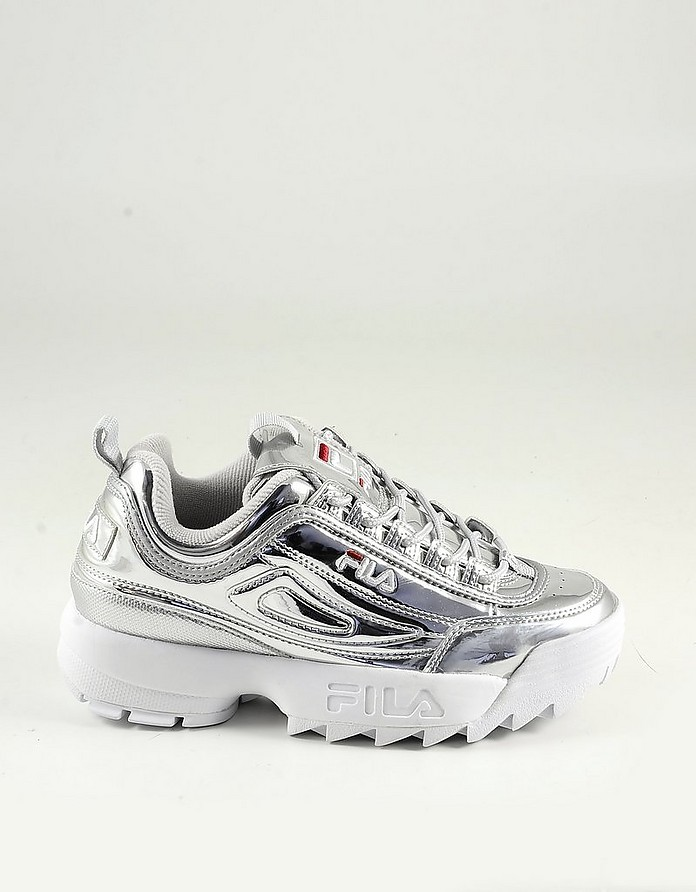Women's Silver Shoes - FILA