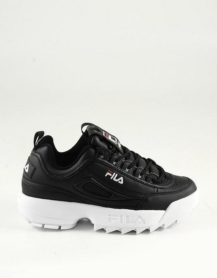 Women's Black Shoes - FILA
