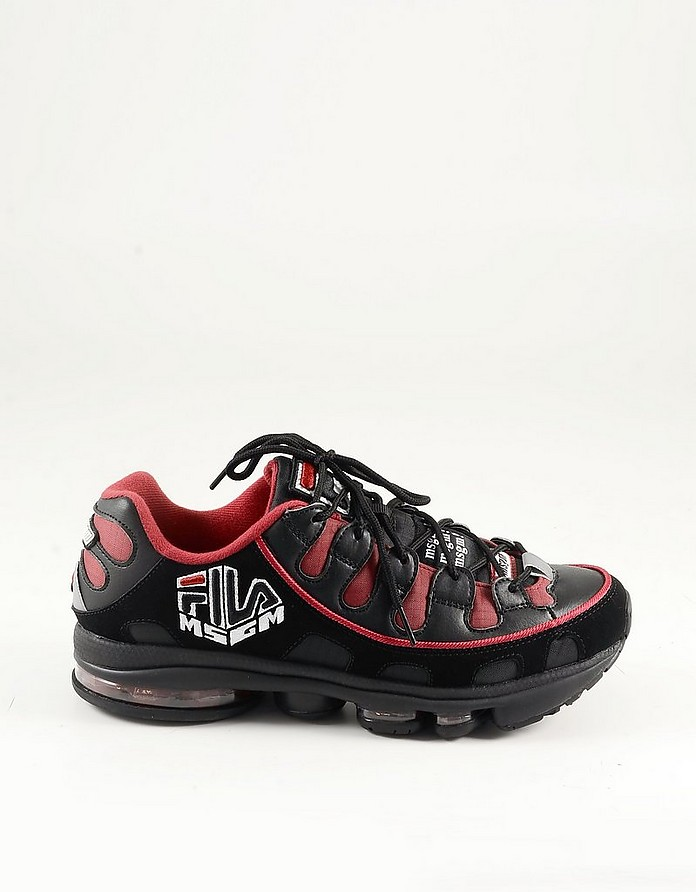 Red/Black Men's Sneakers - FILA