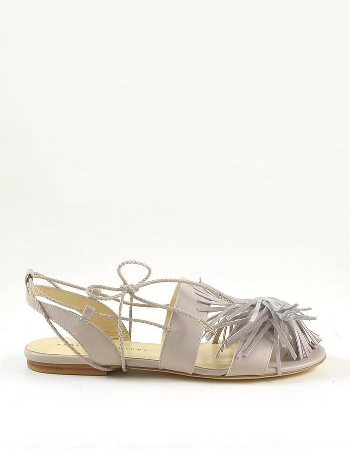 Women's Beige Sandals - Fabiana Filippi