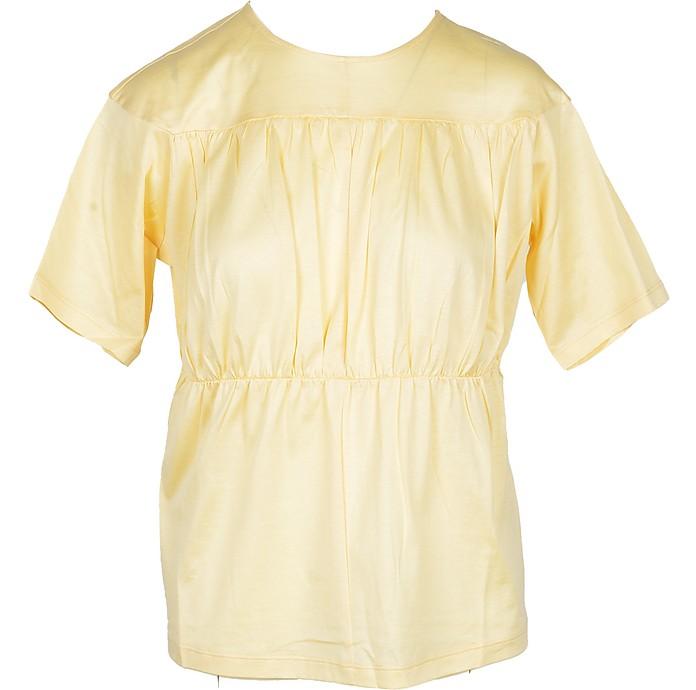 Women's Yellow Tshirt - Fabiana Filippi