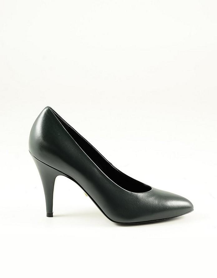 Women's Green Shoes - Gucci