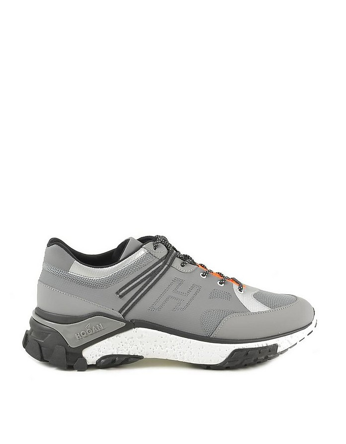 Men's Gray Sneakers - Hogan