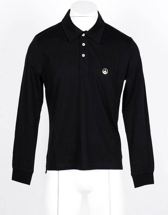 Men's Black Shirt - Love Moschino