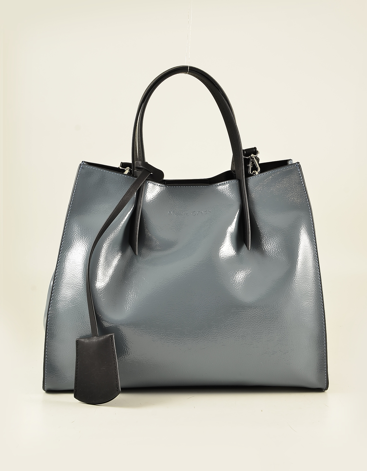 Manila Grace Blue Tote Bag