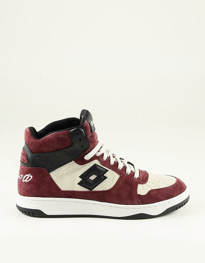 Men's Red Shoes - Lotto