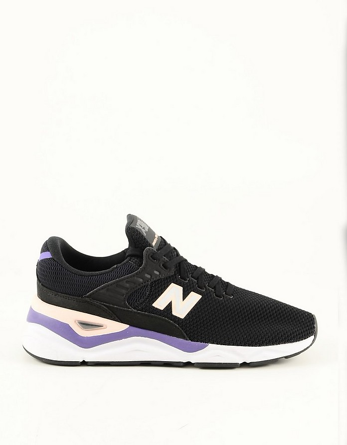Black Mesh N Men's Sneakers - New Balance