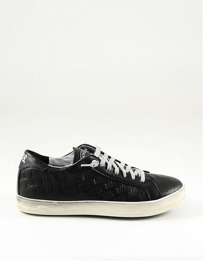 Women's Black Shoes - P448