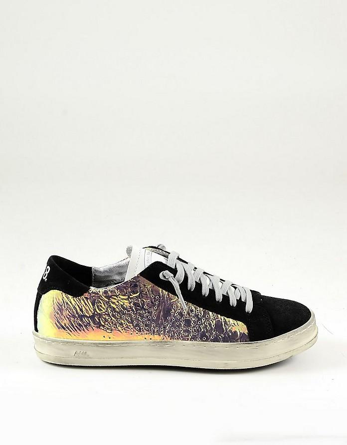 Women's Multicolor Shoes - P448