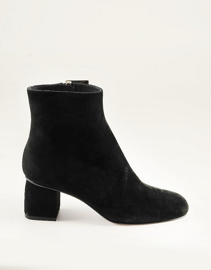 Women's Black Booties - RED Valentino