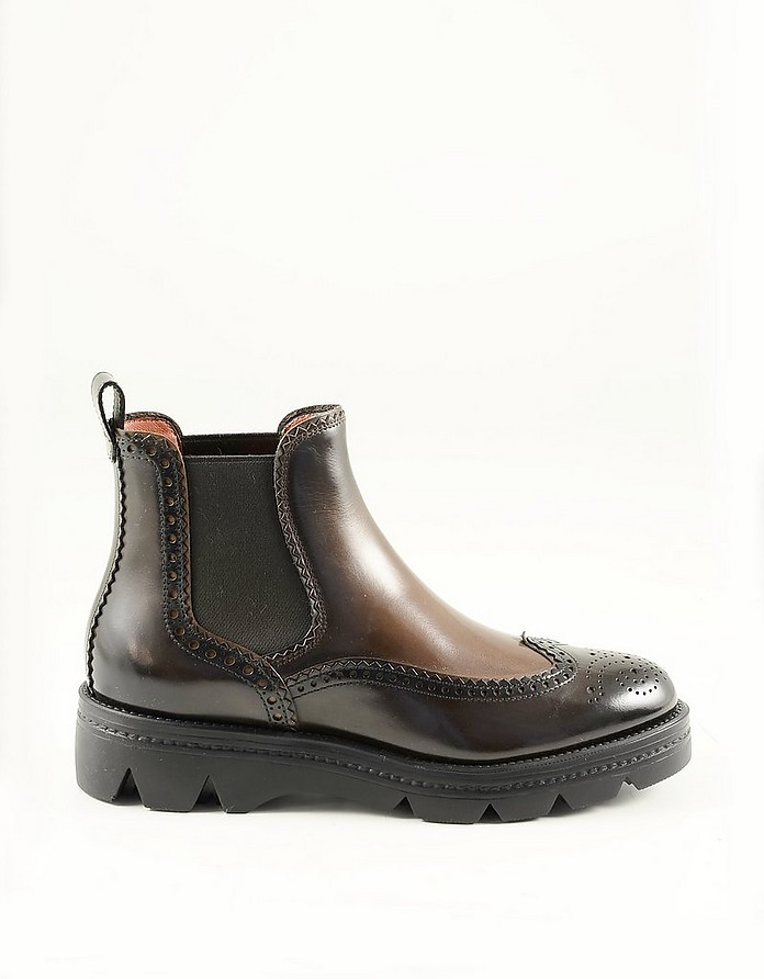Women's Brown Shoes - Santoni