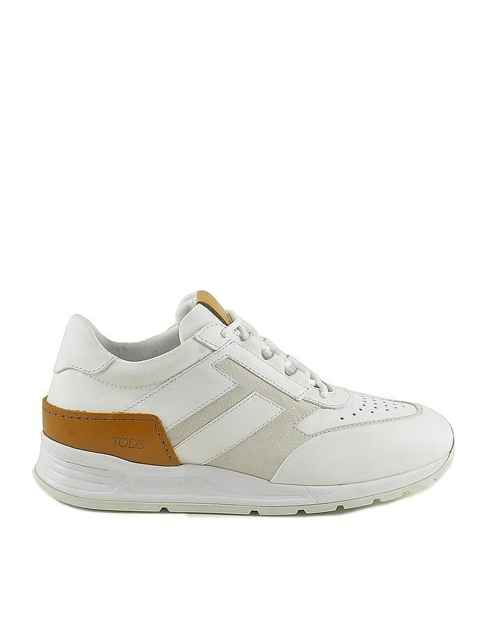 Men's White Sneakers - Tod's