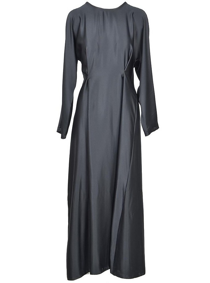Black Women's Long Dress - Actualee