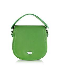 Cactus Green Leather Handbag