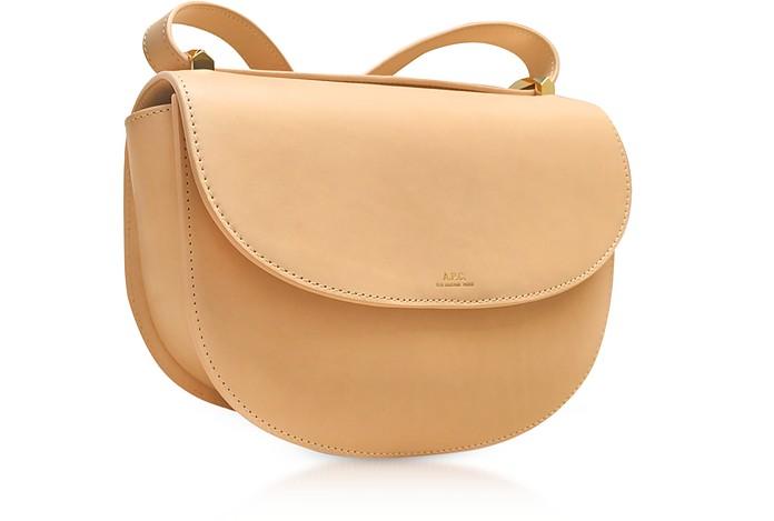 f786c1b11b Beige Geneve Leather Crossbody Bag - A.P.C..  394.80  658.00 Actual  transaction amount
