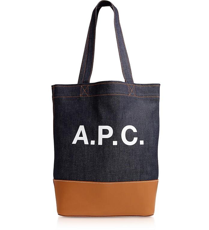 Axelle Caramel Tote Bag - A.P.C.