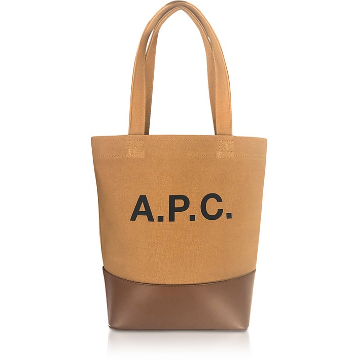 Camel Small Axelle Tote Bag - A.P.C.