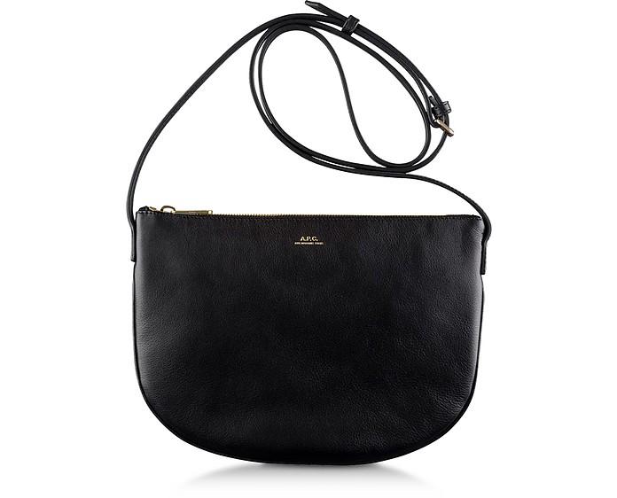 Maelys Leather Shoulder Bag - A.P.C. / アーペーセー