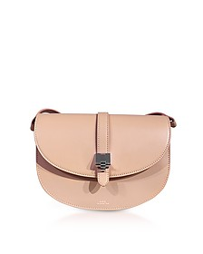 Isilde Leather Shoulder Bag - A.P.C.