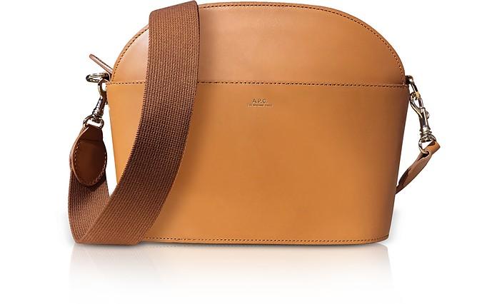 Genuine Leather Gaby Shoulder Bag - A.P.C.