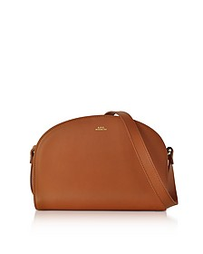 Demi Lune Borsa Crossbody in Pelle - A.P.C.