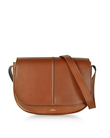 Nelly Borsa con tracolla in Pelle Marron - A.P.C.