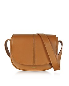 Betty Borsa Crossbody in Pelle Camel - A.P.C.