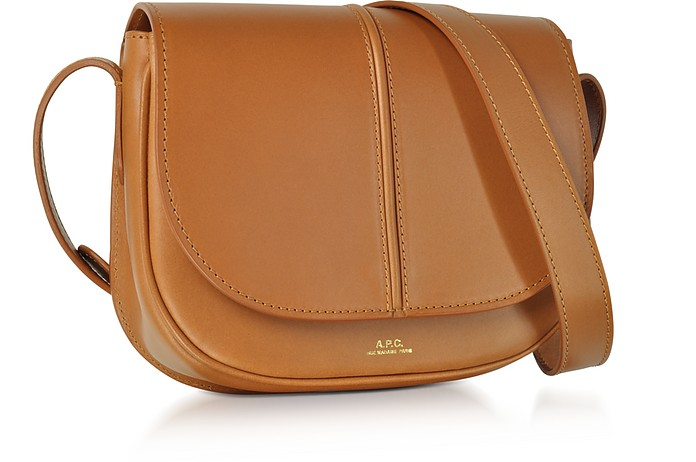 01d7c20480a2 Betty Camel Leather Crossbody Bag - A.P.C.. AU 560.00 Actual transaction  amount