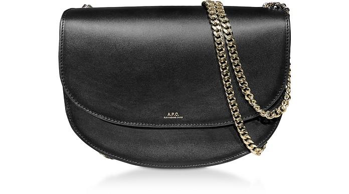 Genuine Leather Zurich Shoulder Bag - A.P.C.